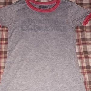 Dungeons and Dragons women's T-shirt